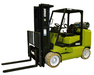 4 Wheel Forklift