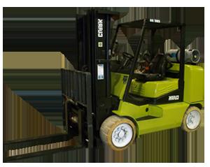 4 Wheel Forklift