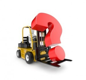Used Forklift vs. New Forklifts