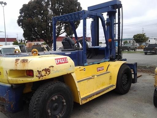 Komatsu FD150ET-6 Diesel @15 ton Forklift 2004