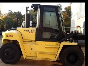 Hyster H280HD 14 Ton Diesel Forklift 2009