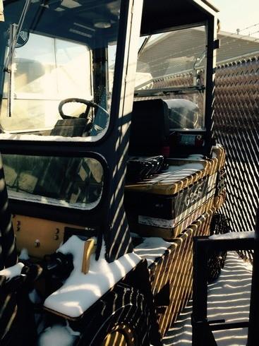 Daewoo G25S-2 5000lb Pneumatic Tire Propane Forklift 1998