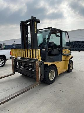 Yale Forklifts GLP155VX 7.5 Ton 15,500lb Pneumatic Dual Tire Propane Forklift 2011